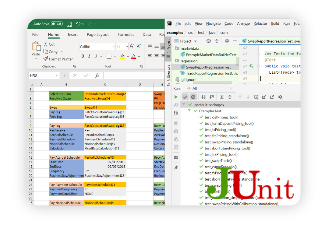 Java In Excel   JINX   The Excel Java Add In